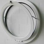Ventanas redondas de Aluminio.