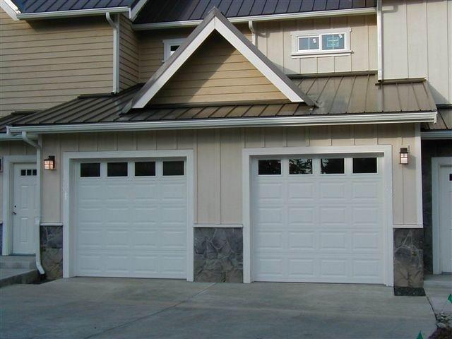 Carpinter a de aluminio sabadell elegir una puerta de - Proyecto puerta de garaje ...